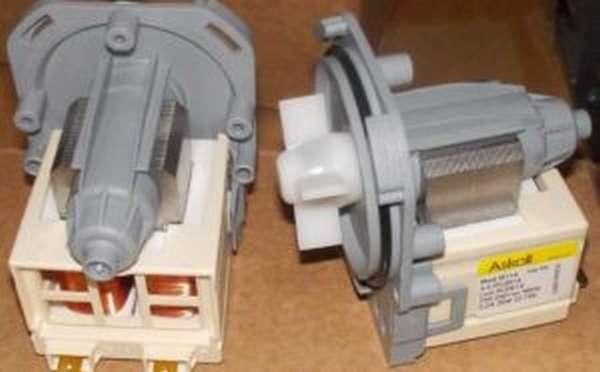 Замена насоса в стиральной машине